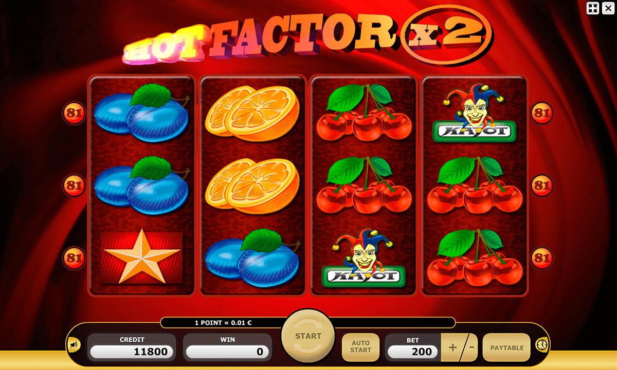 Hot Factor Slot Machine Online ᐈ Kajot™ Casino Slots