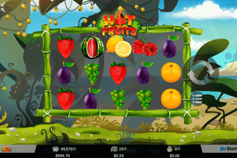 Golden 7 Fruits Slots - Play Free MrSlotty Slot Games Online
