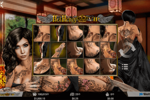 HOT HONEY 22 VIP MRSLOTTY CASINO SLOTS