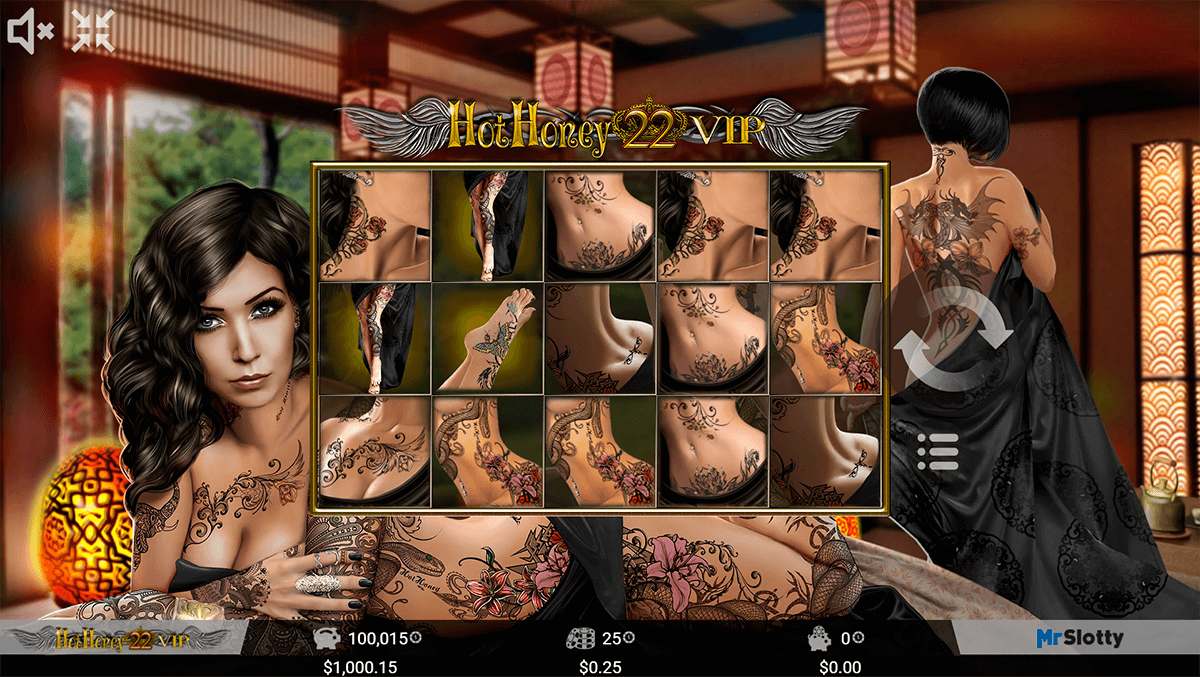 Hot Honey 22 VIP Slot Machine Online ᐈ MrSlotty™ Casino Slots