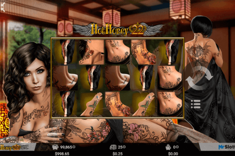 HOTHONEY 22 MRSLOTTY CASINO SLOTS