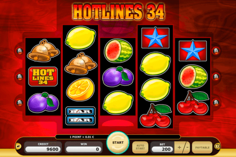 Hotlines 34 Slot - Play Free Kajot Casino Games Online
