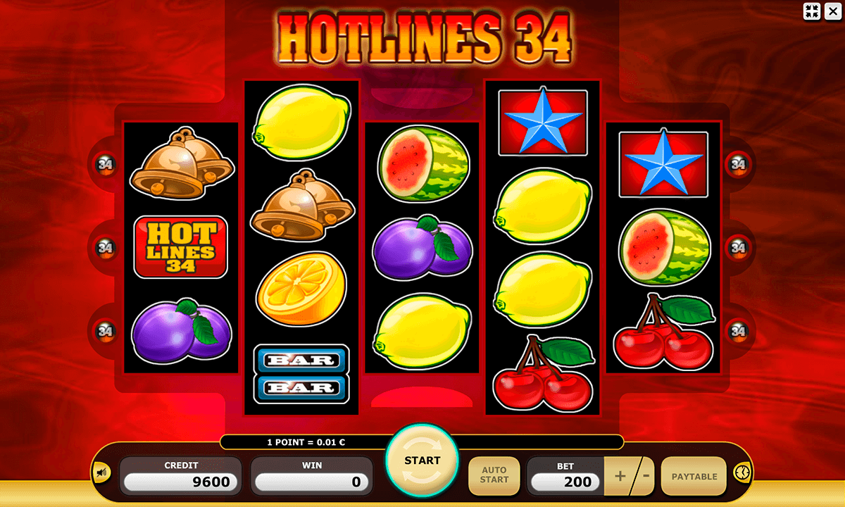 Spiele Hotlines 34 - Video Slots Online