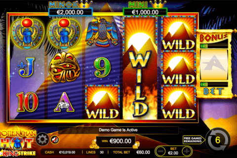 hotter than hot ainsworth casino slots