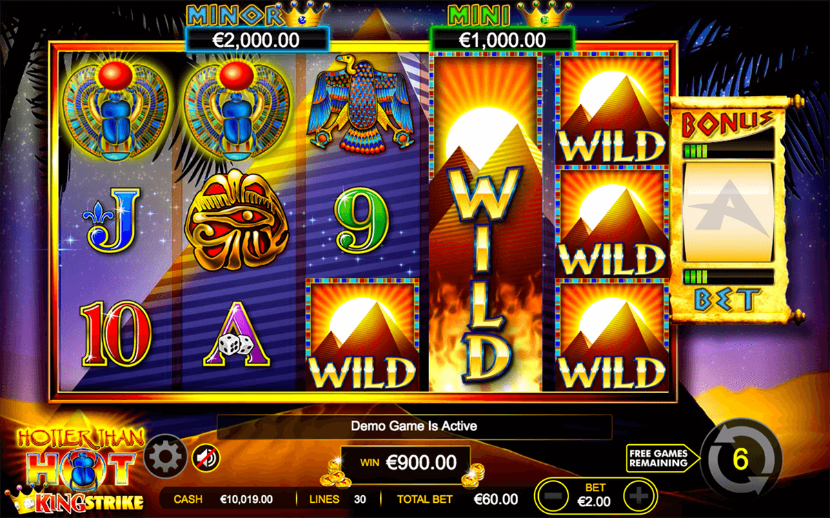 casino online hot