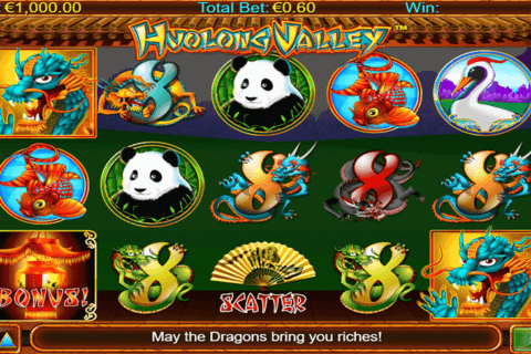HUOLONG VALLEY NEXTGEN GAMING CASINO SLOTS