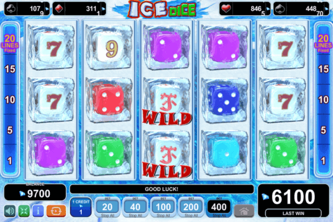 ice dice egt casino slots