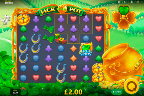 JACK IN A POT RED TIGER CASINO SLOTS