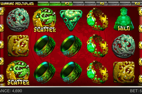 JADE CONNECTION SPINOMENAL CASINO SLOTS
