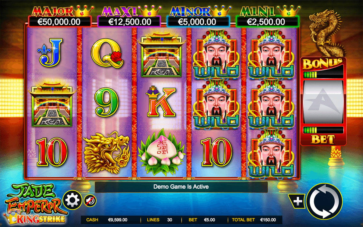 Jade Emperor Slot Machine Online ᐈ Playtech™ Casino Slots