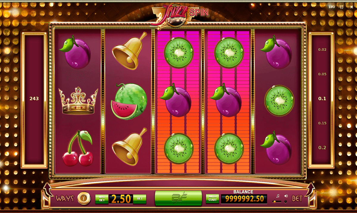 free play online casino free spin game