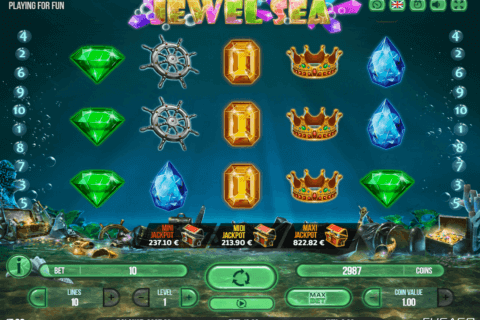 JEWEL SEA FUGASO CASINO SLOTS