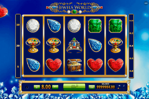 Jewels World Slot Machine Online ᐈ BF Games™ Casino Slots