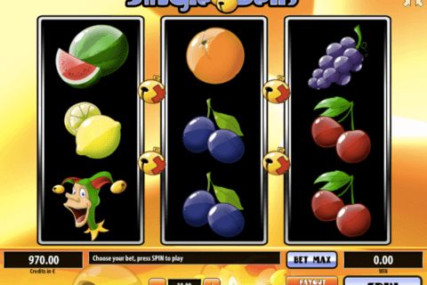 JINGLE BELLS TOM HORN CASINO SLOTS