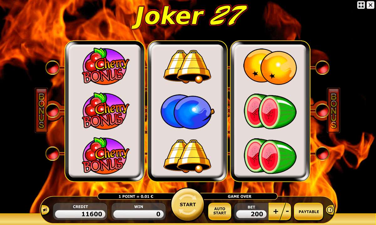 casino slots free play online joker casino