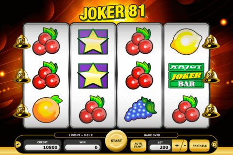 Jokerstar 81 Slot Machine Online ᐈ Kajot™ Casino Slots