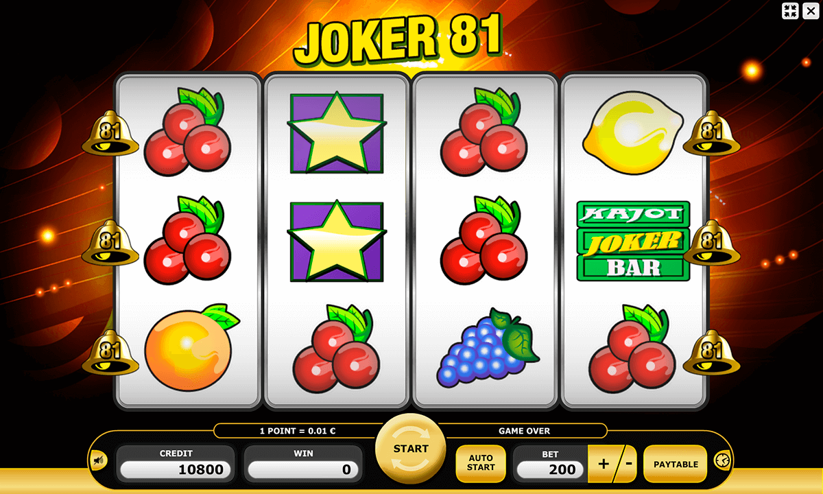 kajot online casino game