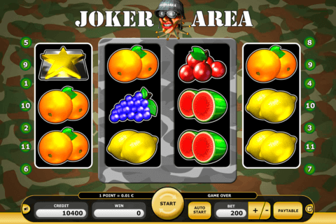JOKER AREA KAJOT CASINO SLOTS