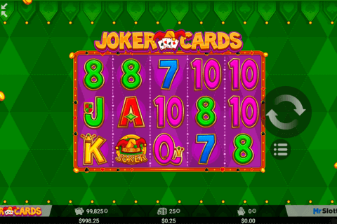 joker cards mrslotty casino slots