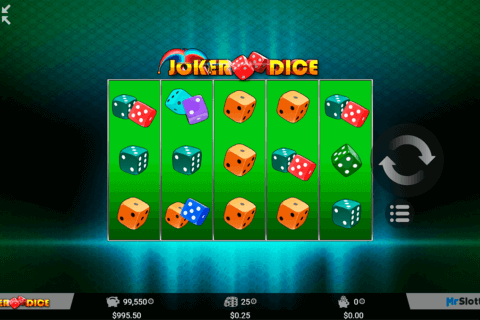 JOKER DICE MRSLOTTY CASINO SLOTS