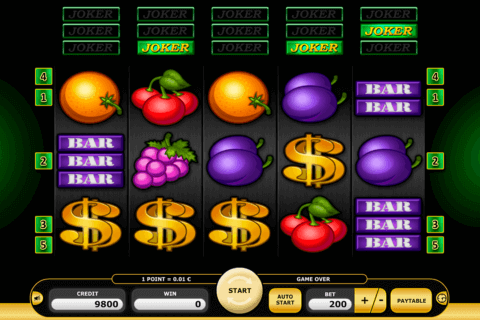 joker dream kajot casino slots 480x320