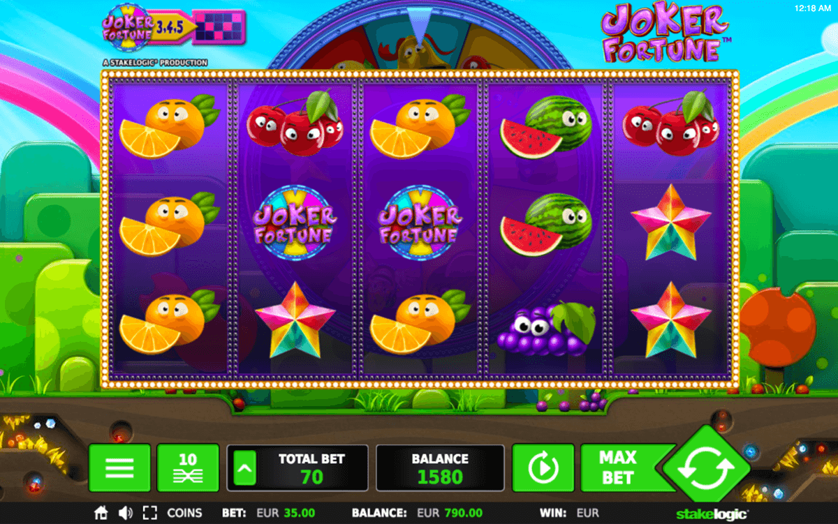 free slot play online joker casino
