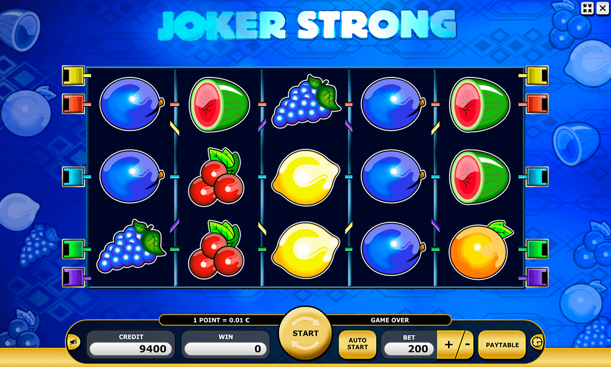 JOKER STRONG KAJOT CASINO SLOTS