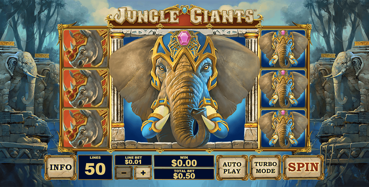 Jungle Slots Online Casino