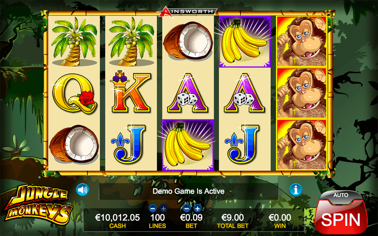 Spiele Happy Jungle - Video Slots Online