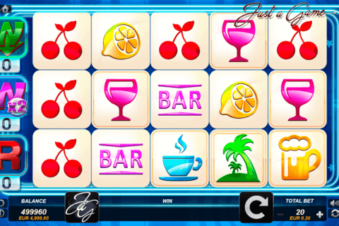 JUST A GAME FUGA GAMING CASINO SLOTS