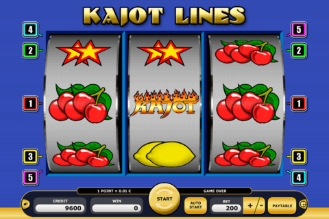 kajot casino games free