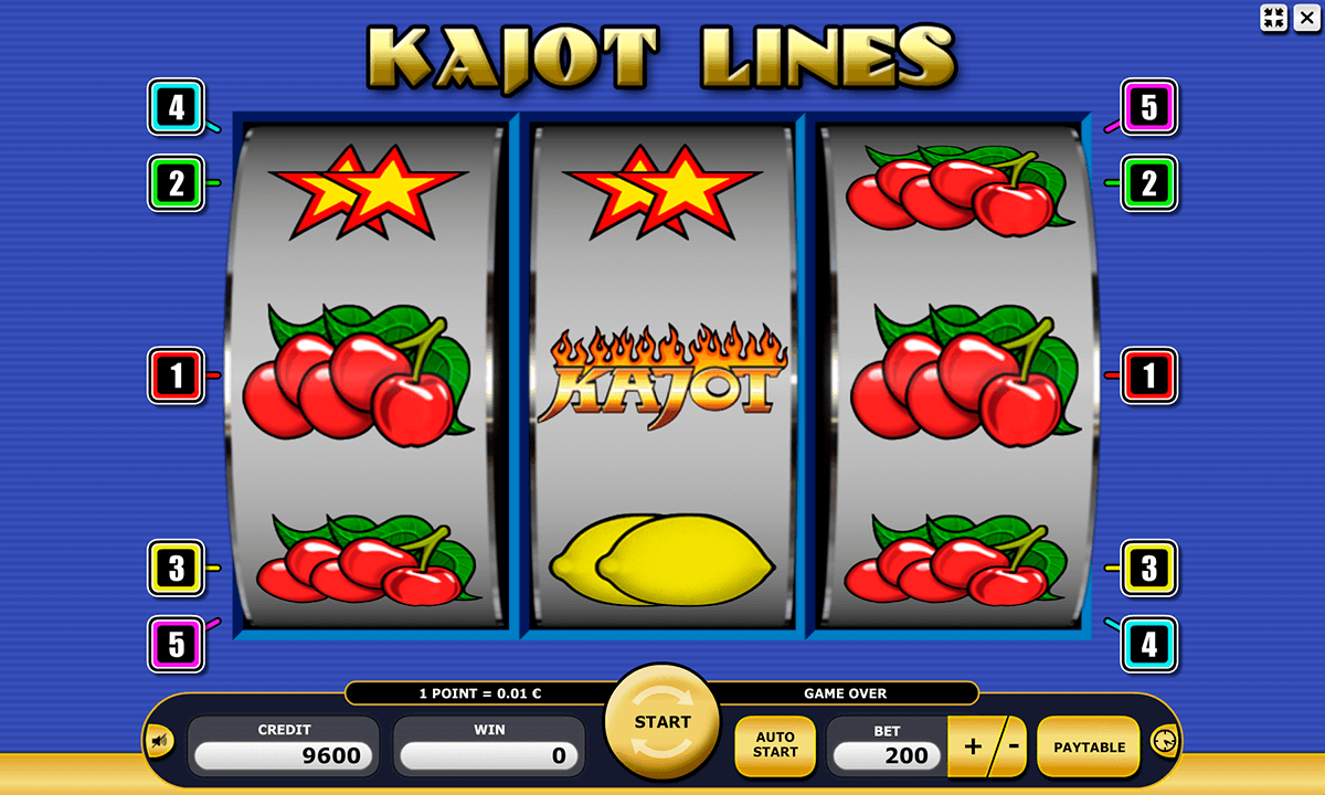 Big Apple Slot Machine - Play the Kajot Casino Game for Free