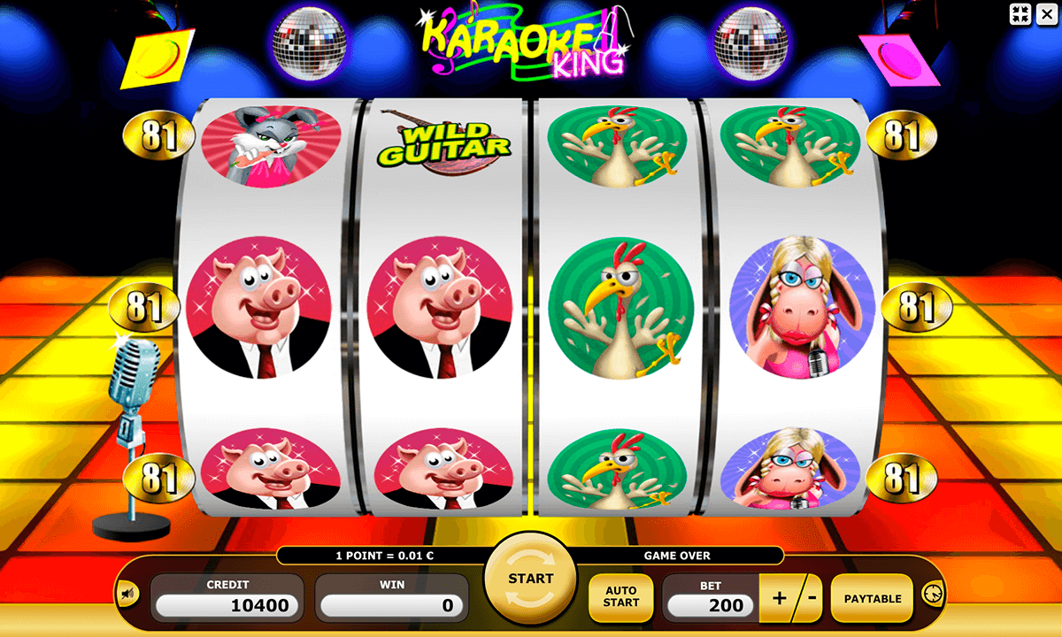best online casino free slots reel king