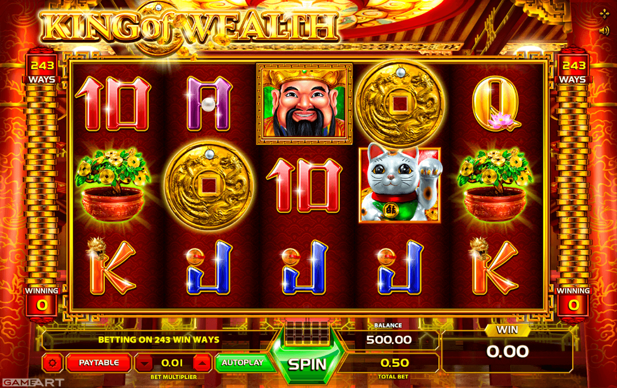 Spiele Journey To The Wealth - Video Slots Online