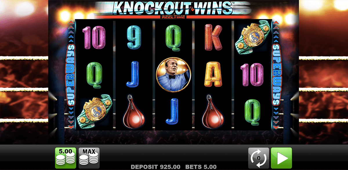 Knockout Wins Slots - Play Online Video Slot Games for Free