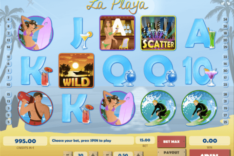 LA PLAYA TOM HORN CASINO SLOTS