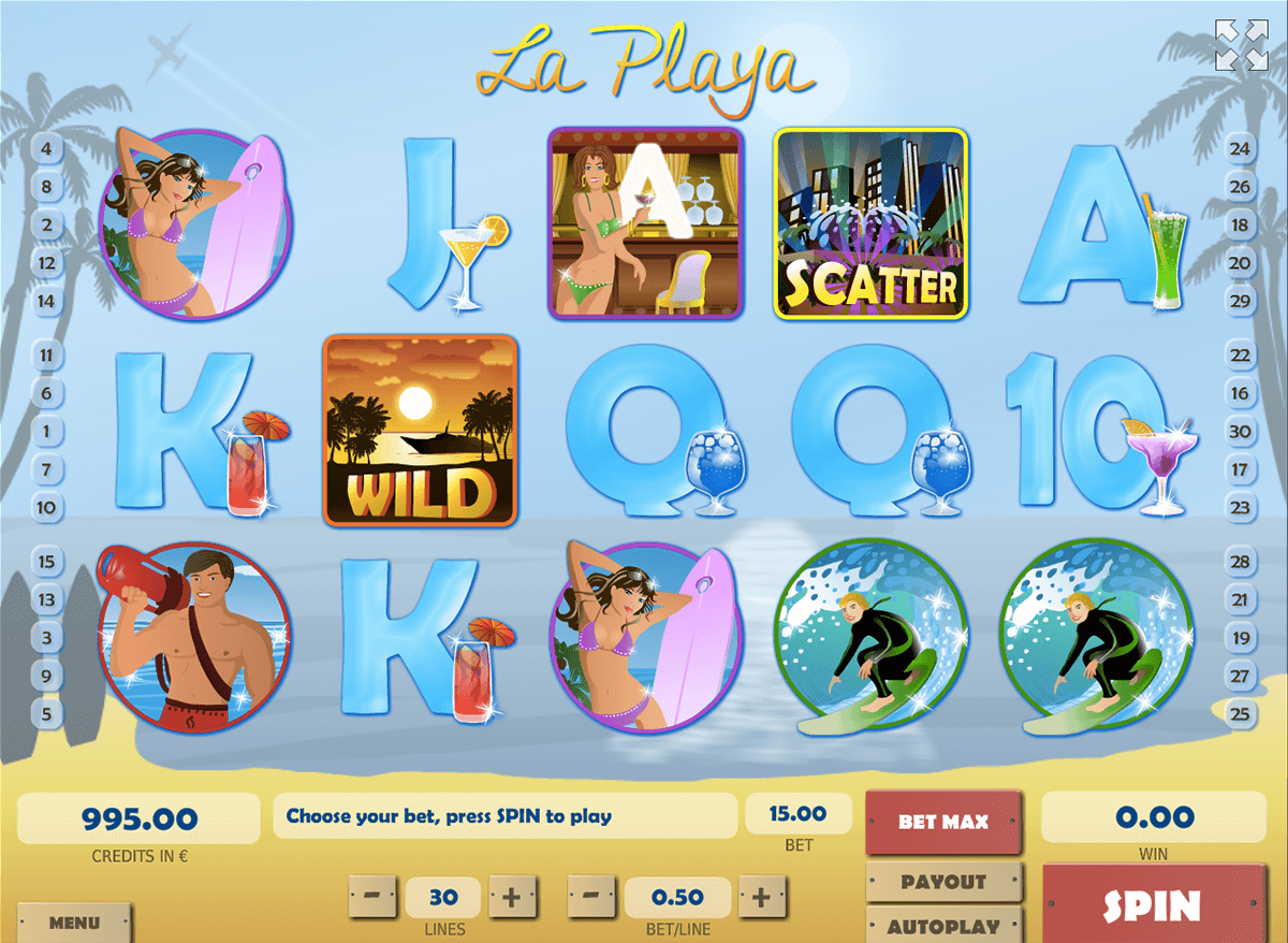 La Playa Slot Machine Online ᐈ Tom Horn™ Casino Slots