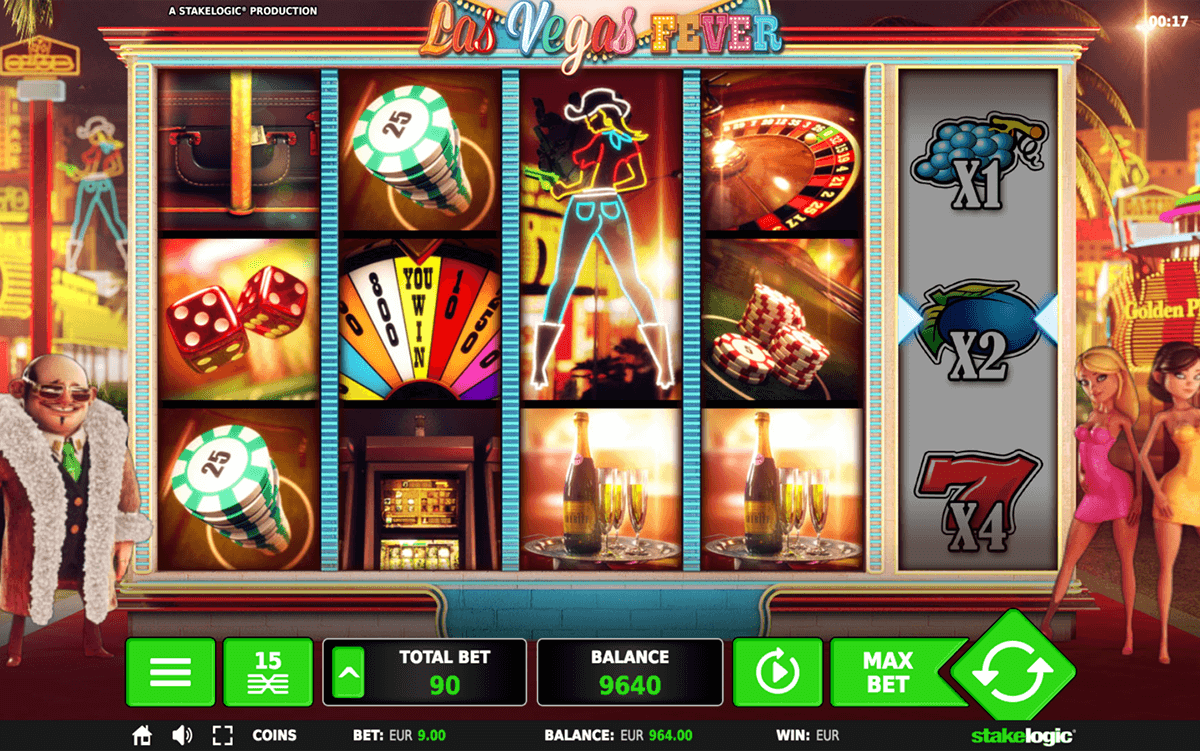 Las Vegas Fever Slot Machine Online ᐈ Stake Logic™ Casino Slots