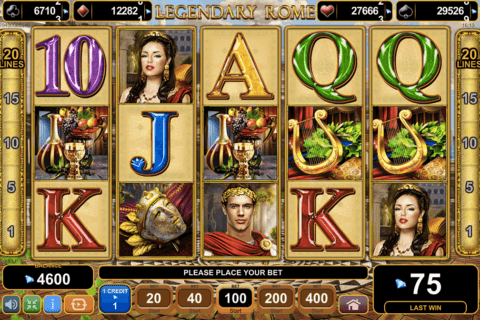 Gladiator of Rome Slot Machine Online ᐈ 1X2gaming™ Casino Slots