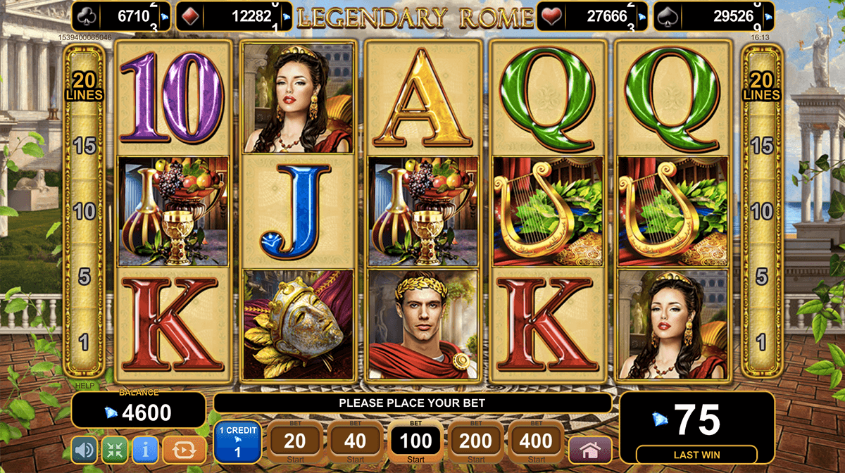 Roman Empire Slot Machine Online ᐈ Habanero™ Casino Slots