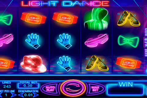 LIGHT DANCE FELIX GAMING CASINO SLOTS