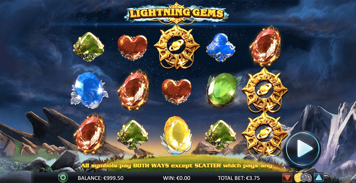 Lightning Gems Slot Machine Online ᐈ NextGen Gaming™ Casino Slots