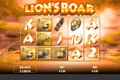 Spiele LionS Roar - Video Slots Online