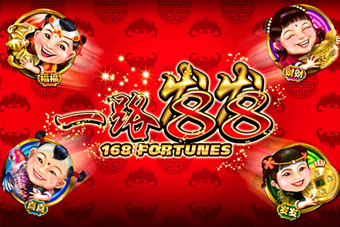 168 FORTUNES SPADEGAMING SLOT GAME