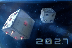 logo 2027 iss endorphina slot game