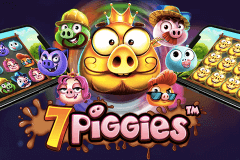 logo 7 piggies pragmatic slot game