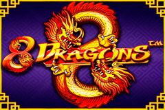 logo 8 dragons pragmatic slot game