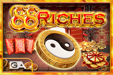 88 RICHES GAMEART SLOT GAME