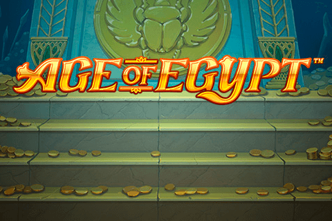 AGE OF EGYPT PLAYTECH SLOT GAME
