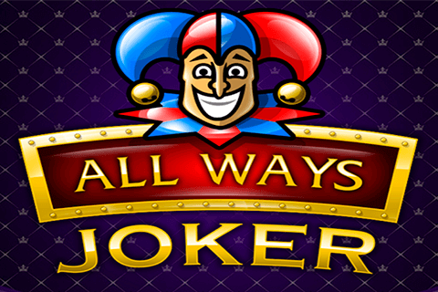 ALL WAYS JOKER AMATIC SLOT GAME